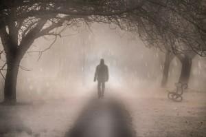 http://pixabay.com/en/people-walk-rain-tree-trees-fog-314980/